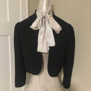 Black Crop blazer (Junior L)